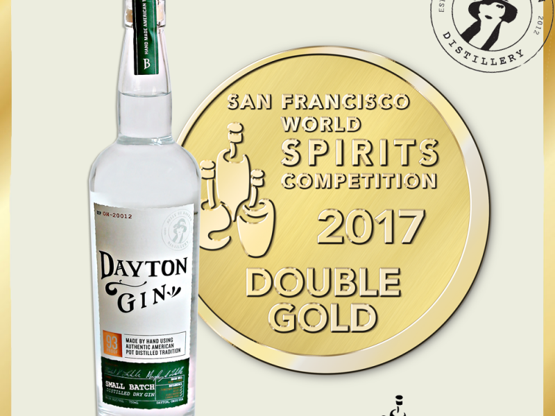 Double Gold Gin