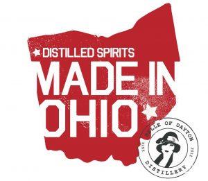 Distilled Spirits Made in Ohio