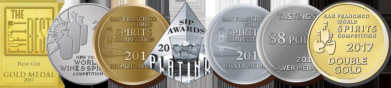 Distillery Awards